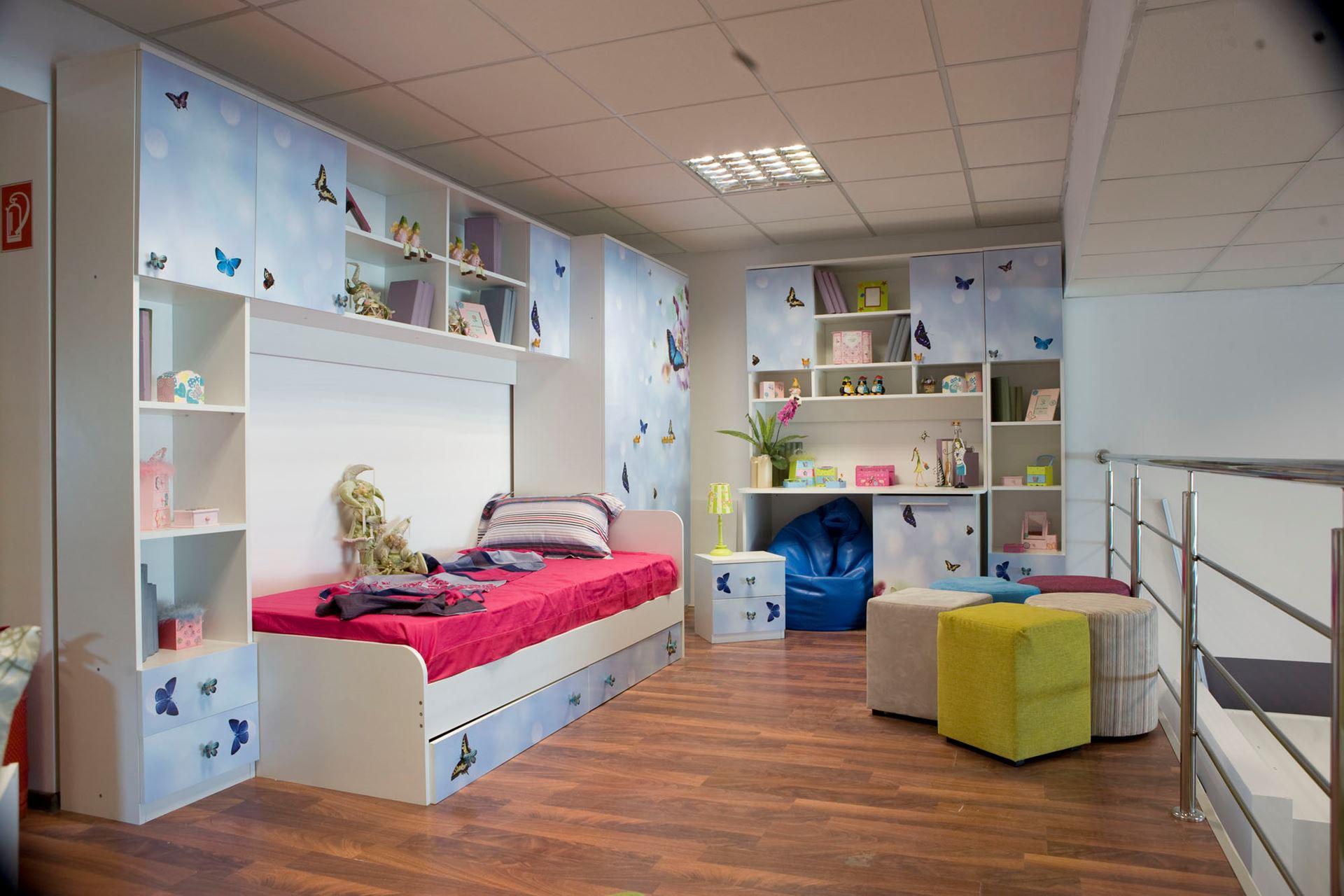 Cum sa alegi corect mobilierul pentru dormitorul copiilor
