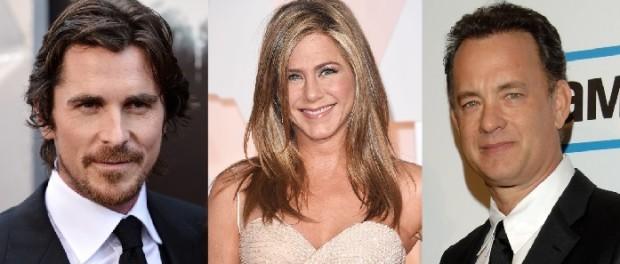 Știai că Tom Hanks, Jennifer Aniston și Christian Bale sunt creștini ortodocși?