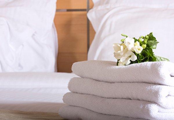 Lenjerii de hotel de calitate superioara