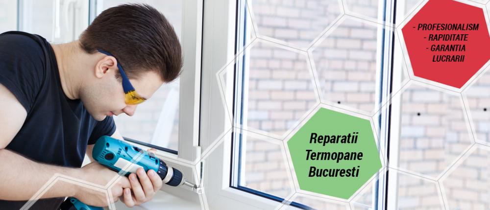 Reparatia termopanelor – o sarcina indeplinita cu succes de fiecare data