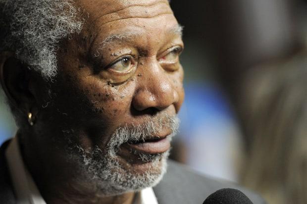 """Mesajul lui Morgan Freeman care te va face să vezi viața cu alți ochi: """"Am milioane de dolari în bancă, dar…"""""""