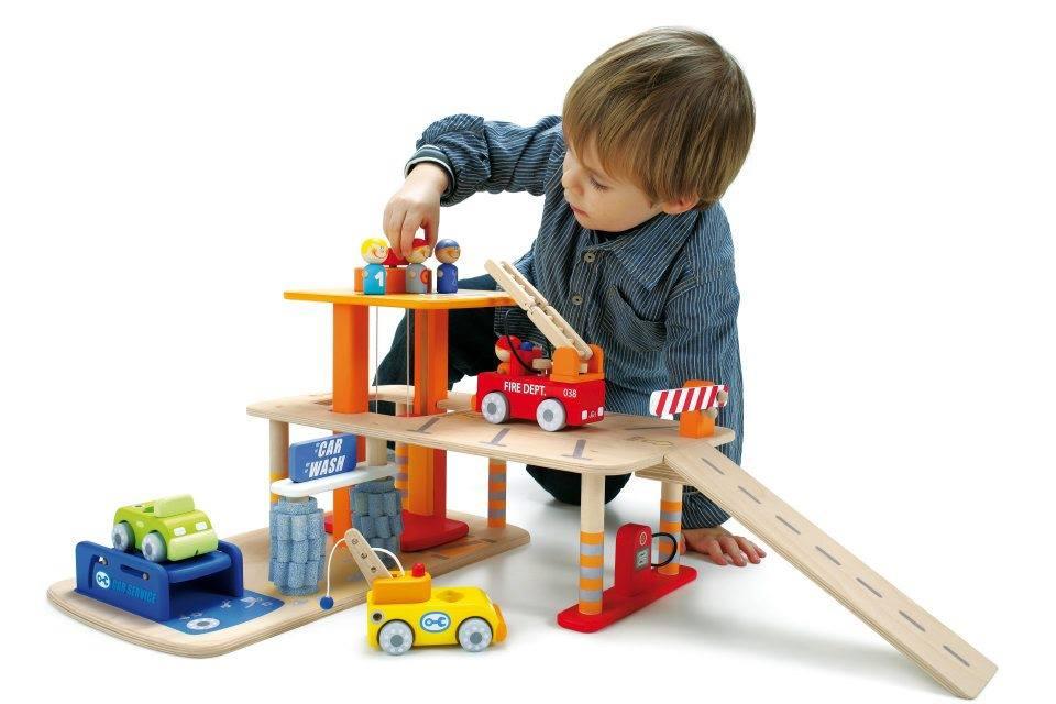 Jucăriile lui Andrei – jucării pentru toată copilăria