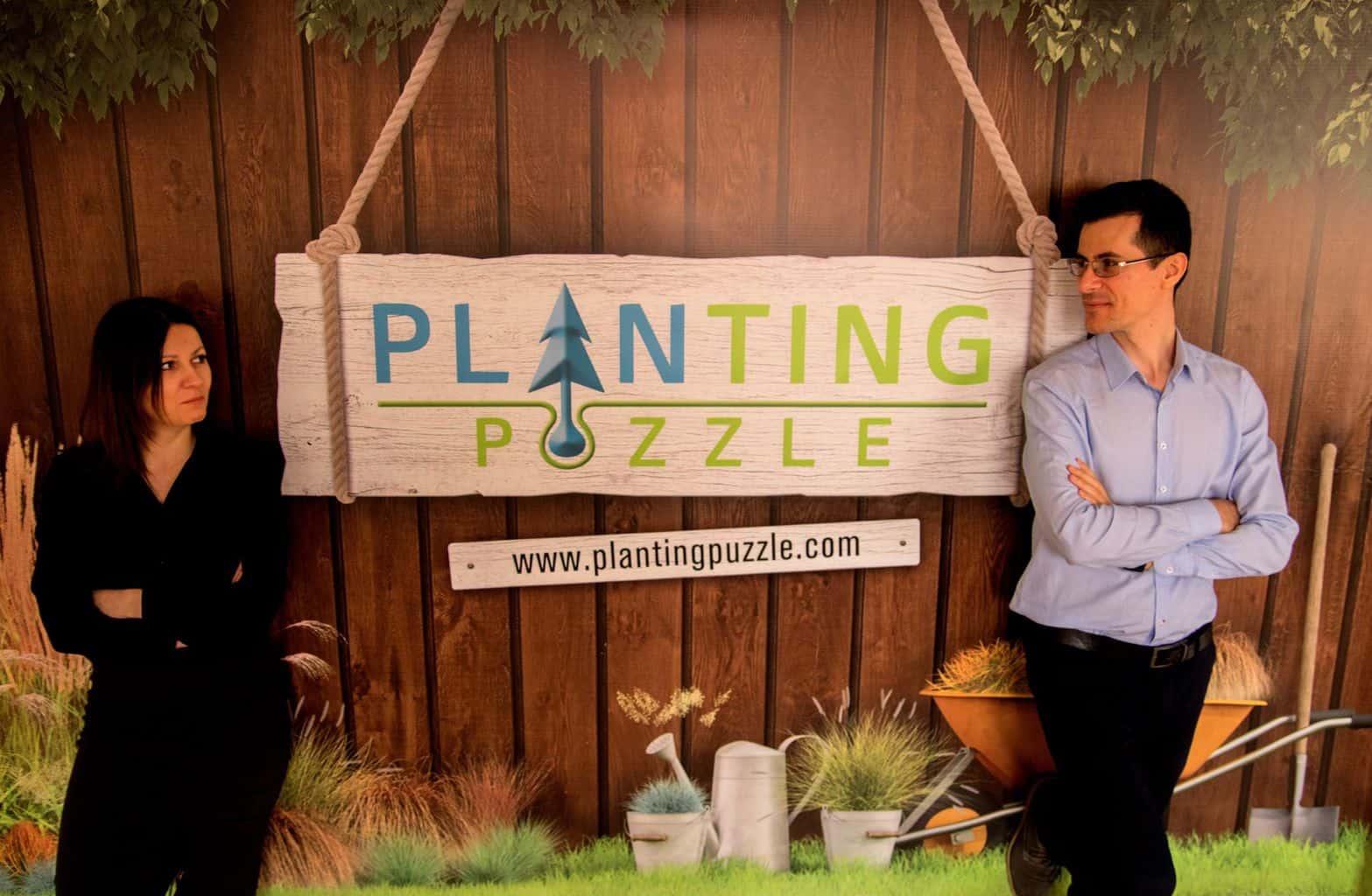 S-a lansat Planting Puzzle – prima platformă digitală dedicată proiectelor de grădină