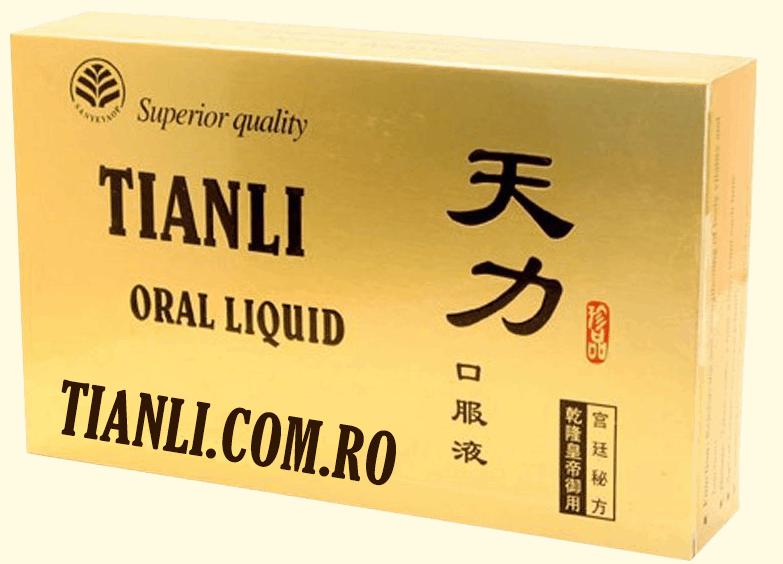 Tianli, cel mai cautat produs de potenta din Romania