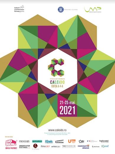 Între 21-25 mai 2021 revine CALEIDO, festivalul multicultural de arte performative