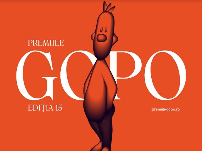 GOPO şi-a anunţat nominalizările pentru cea de-a 15-a ediţie a premiilor din 2021