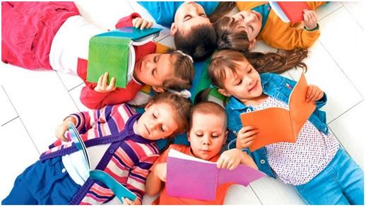 Citeşte-i celui mic o poveste ! Recomandări de cărţi pentru copii
