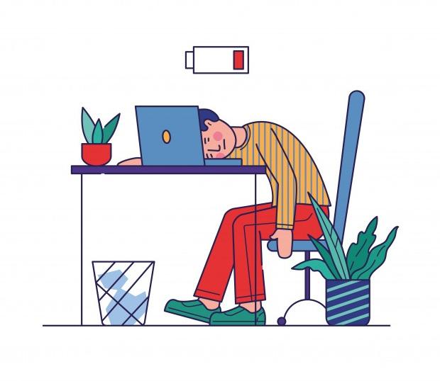 Petreci prea mult timp în faţa computerului ? Ai nevoie de o pauză!