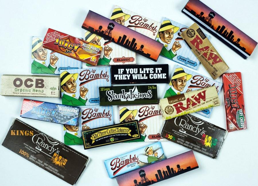 O oferta de nerefuzat la foite de tutun: Daca nu iti plac, primesti banii inapoi pe ele!
