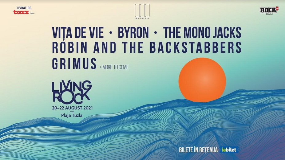 În perioada 20 – 22 august, pe plaja Tuzla, are loc festivalul Living Rock
