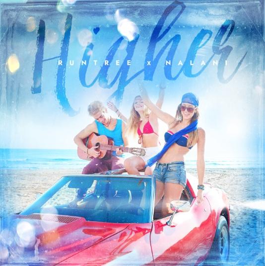 """Runtree şi Nalani colaborează pentru un super single de vară – """"Higher"""""""