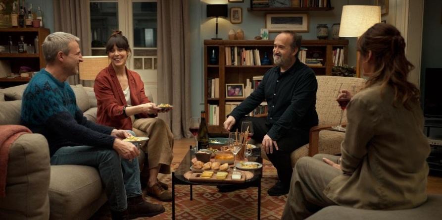 """Filmul """"Dineu cu vecinii de sus"""" se vede în deschiderea aniversară TIFF la București"""